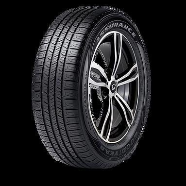 Goodyear Tire white GLine Wheel