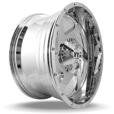 FT6052 Full Throtle Wheel Chrome