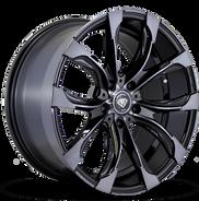 W9534 White Diamond Wheel Smoke Polish