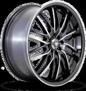 W3108 White Diamond Wheel (Polish Face/Black)