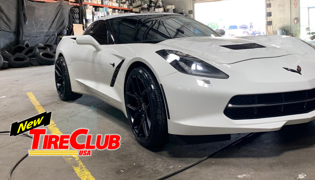 Tire Club Corvette