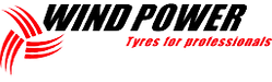 Wind Power Tires Logo