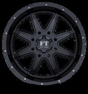 FT2 Full Throtle Wheel Black