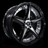 M3248 Wheel Black Polish