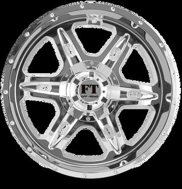 FT6054 Full Throtle Wheel Chrome