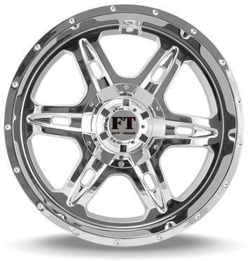 FT6054 Full Throtle Wheel Chrome