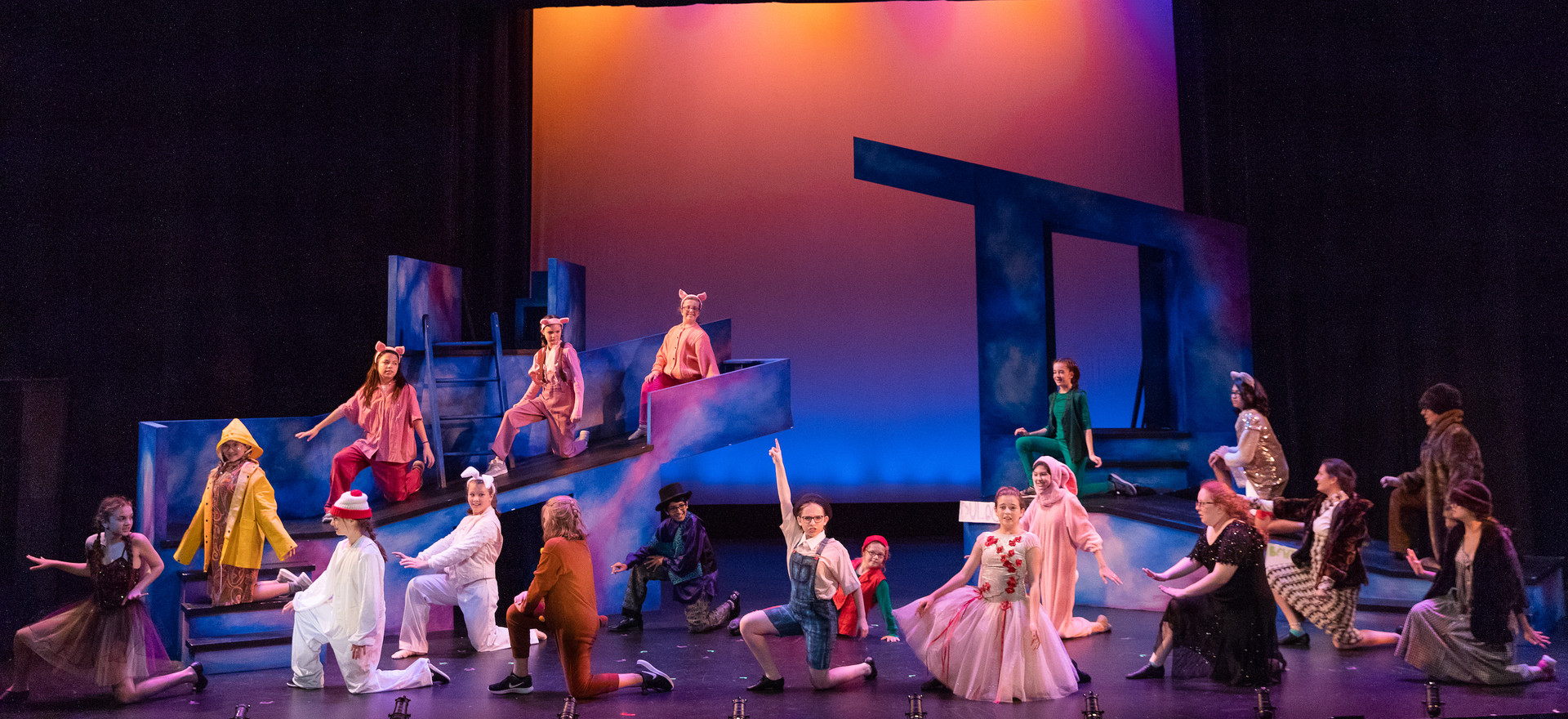 Shrek The Musical! Greater Boston Stage Company