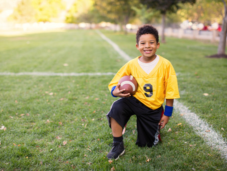 Should Parents Allow Their Kids To Play Football?