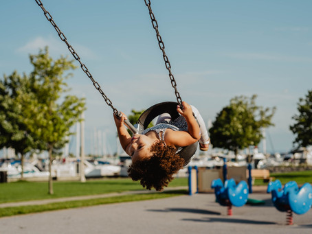 Benefits of Playground Interaction for Parents and Kids