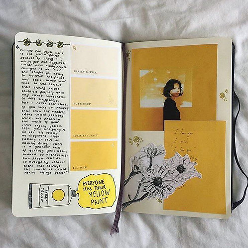 Teens Art Journaling: Discovering Your Style