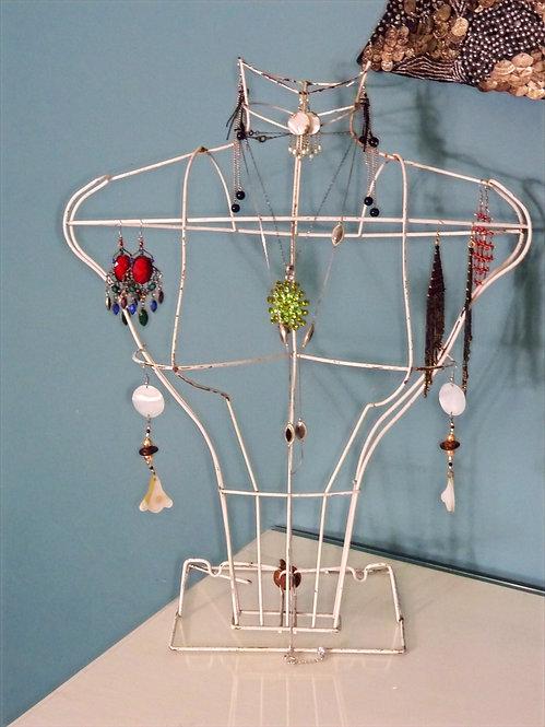 Vintage Wire Work Shop Display Mannequin (A)