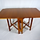 Thumbnail: Mid Century Teak Drop Leaf Dining Table