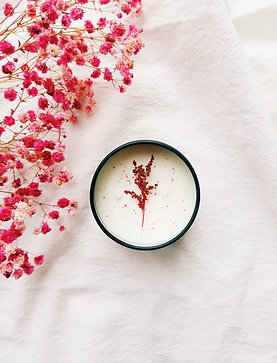 Travel Candle - Geranium