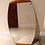 Thumbnail: Vintage Teak-edged  Mirror