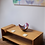 Thumbnail: Vintage Solid Oak Coffee Table, Sir Terence Conran Iconic Design