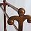 Thumbnail: Johnstone & Jeanes Victorian Mahogany Towel Rail Stand