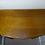 Thumbnail: Vintage Art Deco Style Wood Console Table