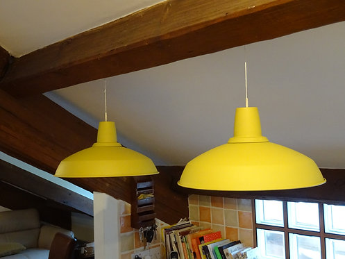 Industrial Style Light Shades