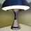 Thumbnail: A 1970's Aluminium Mushroom Table Light in the style of Robert Sonneman