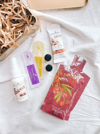 Wellness Box Sample Packs