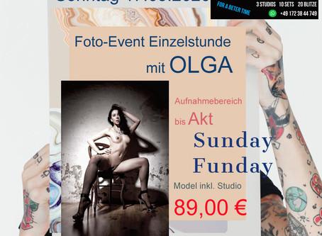 Einzel-Shooting mit Olga