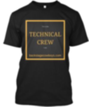 Fake Technical Crew funny technical crew T-shirt