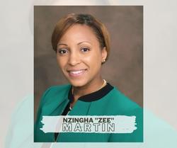 """Nzingha """"Zee"""" Martin (@amazinglyzee)"""