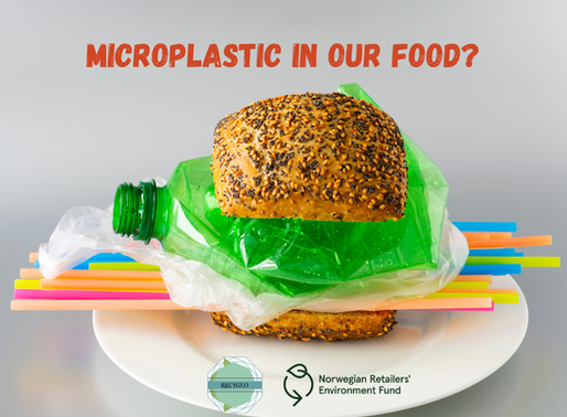 Microplastics in our food?