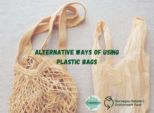 HOW CAN WE LIMIT THE USE OF PLASTIC BAGS?