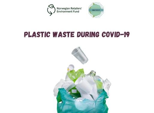 Coronavirus pandemic and single-used plastic waste