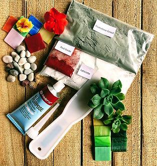 mosaic cactus kit