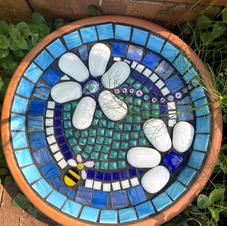 Our very popular bee baths