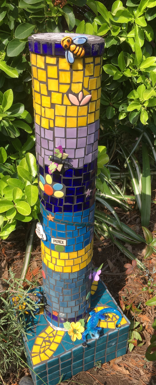 Mosaic classes & mosaic tiles