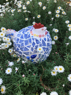 mosaic chicken