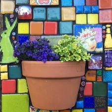 Mexican planter