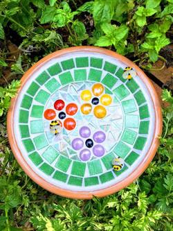 mosaic beebath