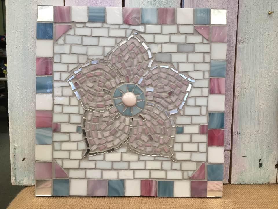 mosaic beginers piece