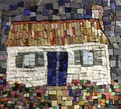 Mosaic cottage
