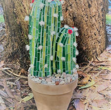 Easy method to make this cactus