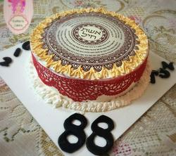 עוגת רד וולט