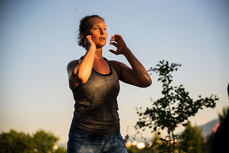 strength fitness outdoor