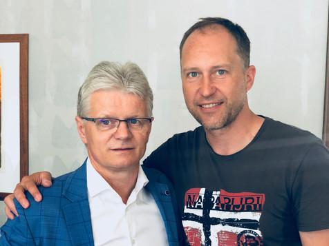 Petr Czudek, trenér basketbalové Opavy