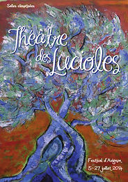 Programme 2014 Théâtre des Lucioles Avignon