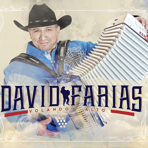 DAVID FARIAS - VOLANDO ALTO