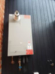 Immergas High Efficiency boiler hydronic heating system by Hub-air Melbourne