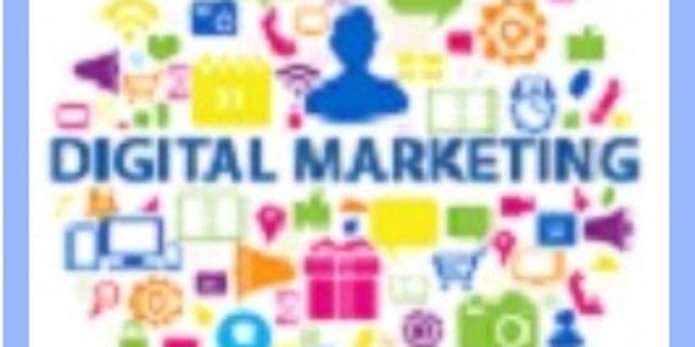 Digital Marketing Lunch & Learn (Adults)