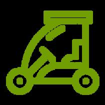 Golf Cart Sponsor