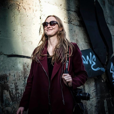 La Fotógrafa #1 de Tinder en Berlín, Hamburgo, Múnich, Barcelona, Madrid y las grandes ciudades