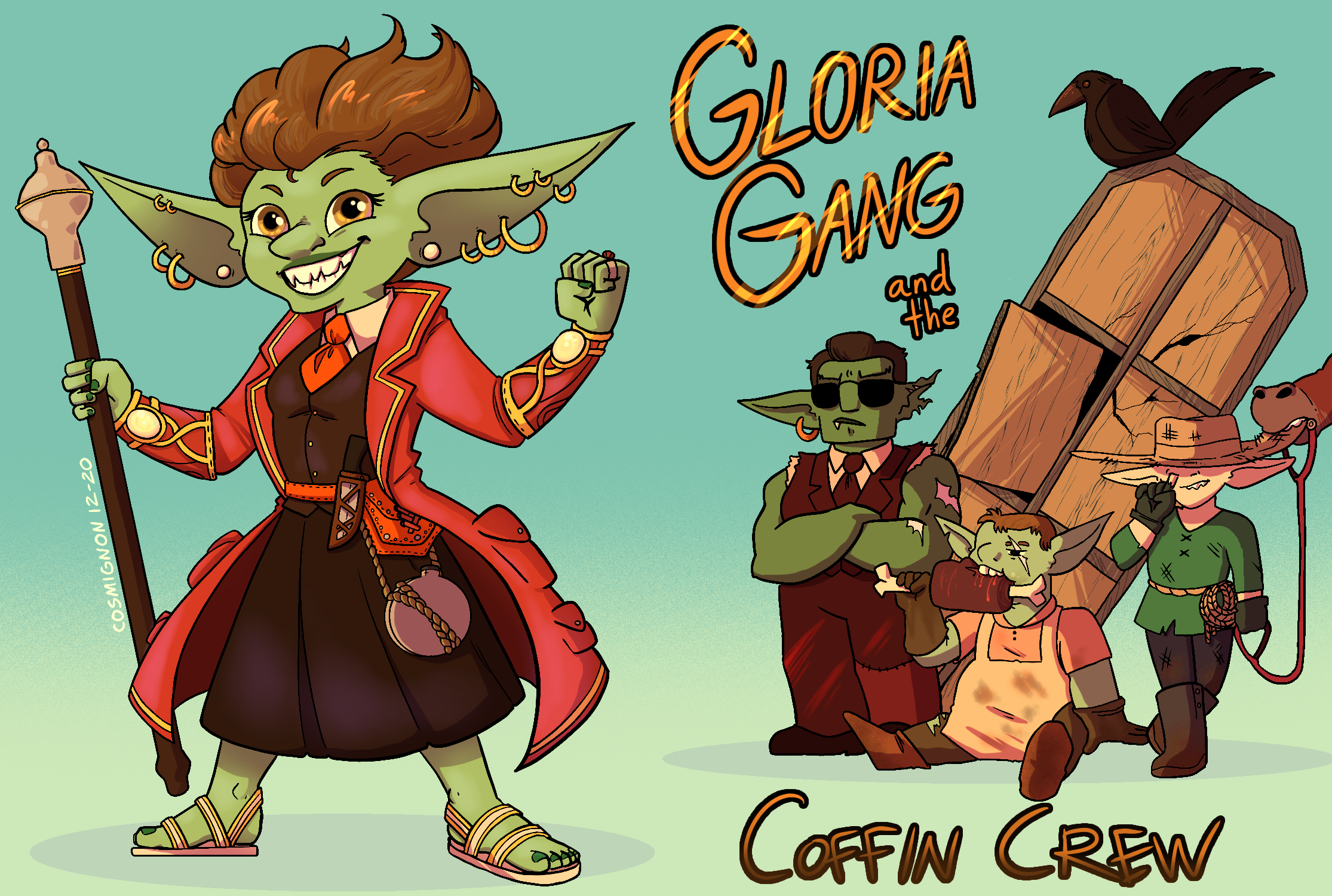 Gloria Gang