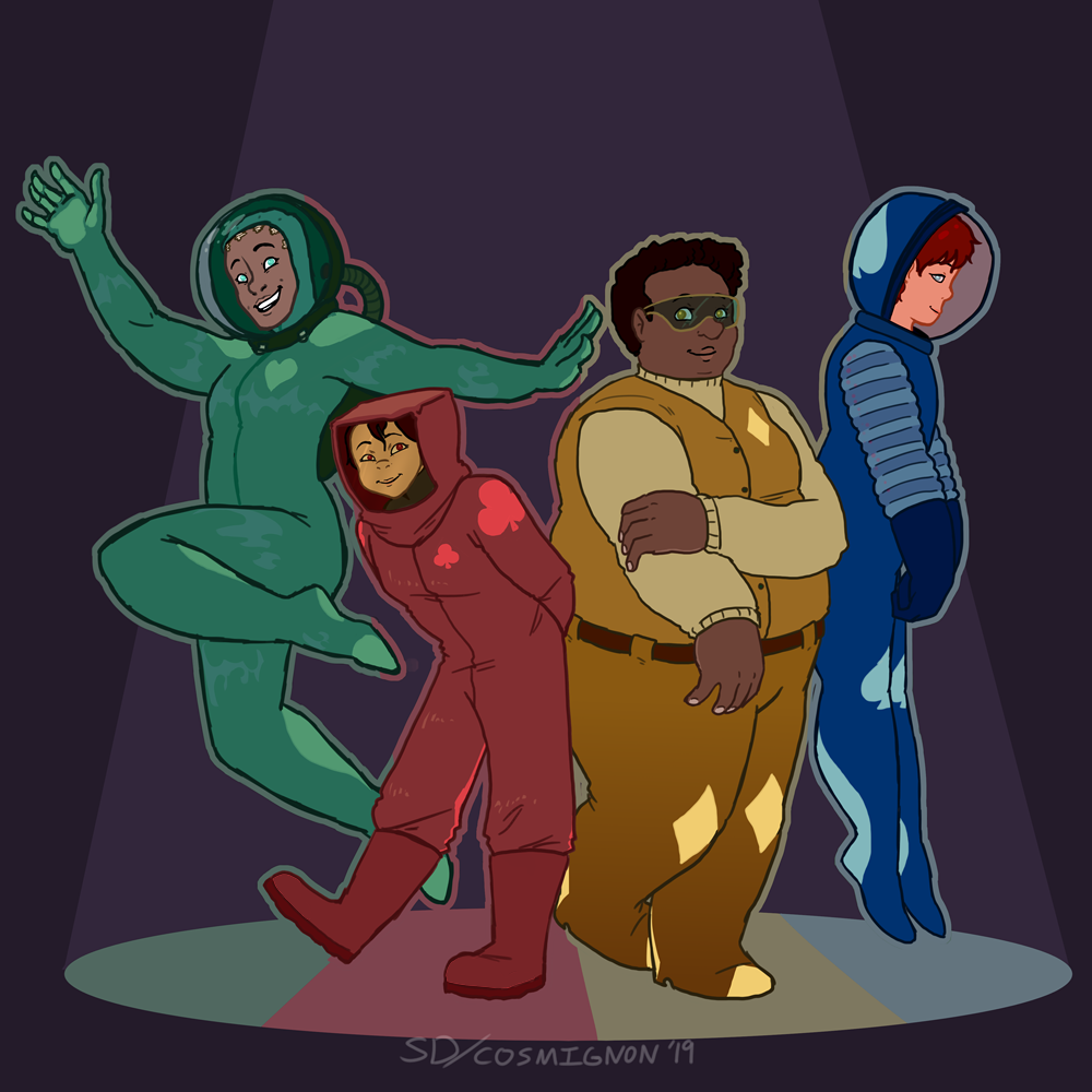 The Stardust Suits